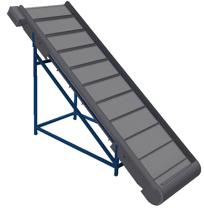 Elevating conveyors Image