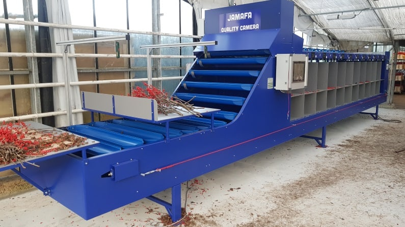 New: Universal sorting machine